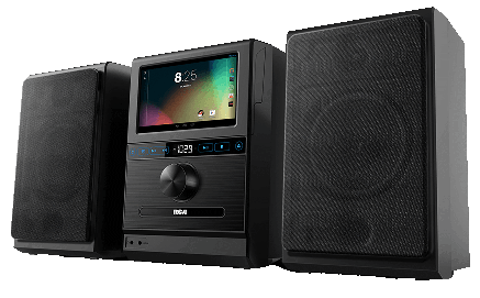 RCA Android Internet Music System