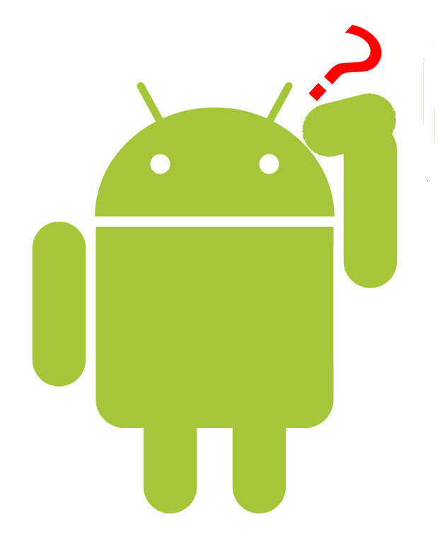 Confused Android